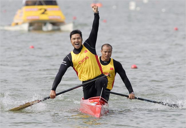 china athletes